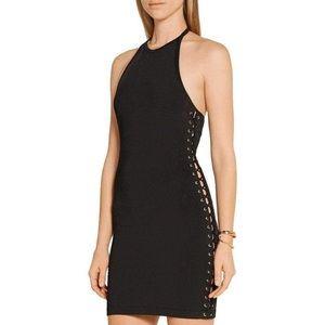 Balmain Halter Top Short Dress